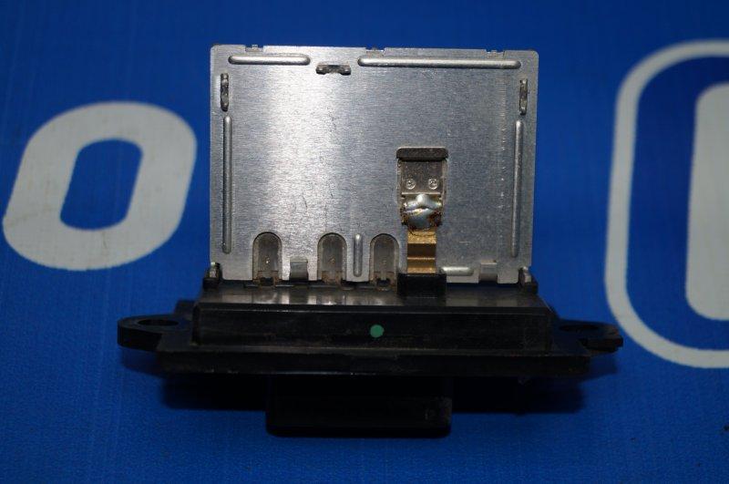 Резистор отопителя Mitsubishi Pajero Sport 2 KH 2.5 TDI 2012 (б/у)