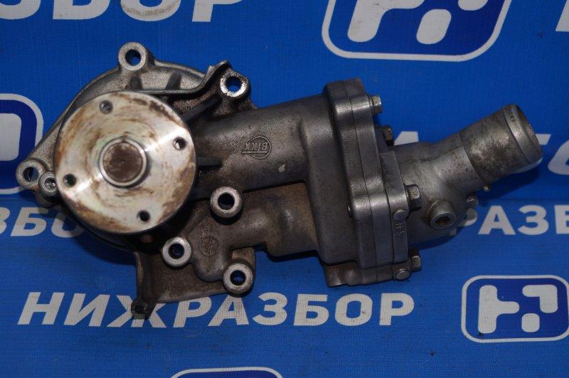 Помпа ( насос водяной ) Mitsubishi Pajero Sport 2 KH 2.5 TDI 2012 (б/у)
