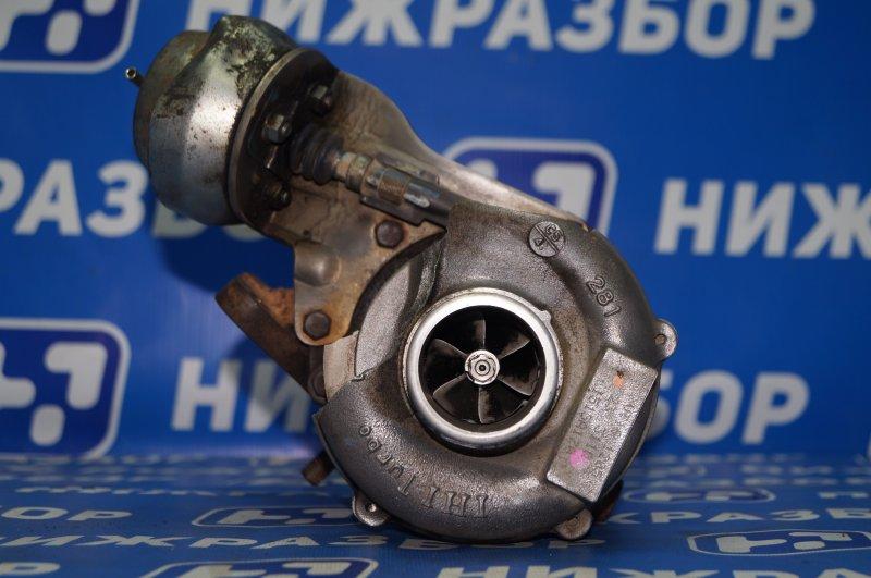 Турбина Mitsubishi Pajero Sport 2 KH 2.5 TDI 2012 (б/у)