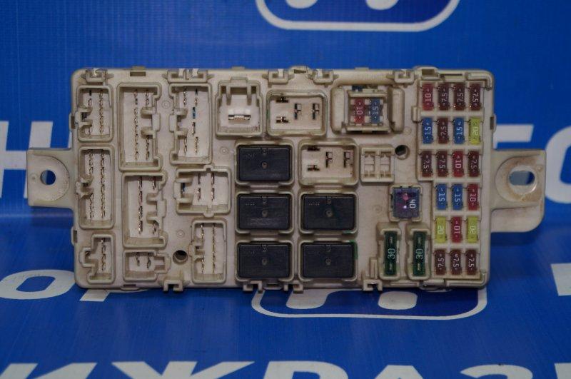 Блок предохранителей Mitsubishi Pajero Sport 2 KH 2.5 TDI 2012 (б/у)