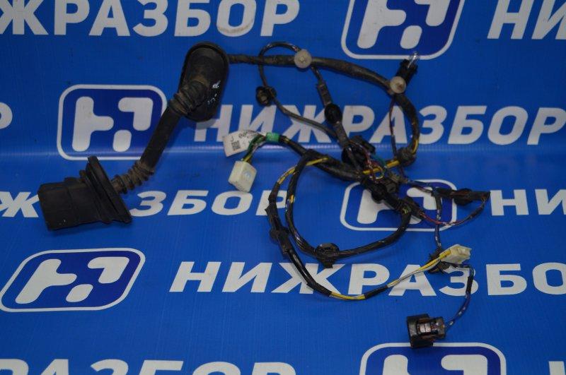 Проводка двери Mitsubishi Pajero Sport 2 KH 2.5 TDI 2012 задняя правая (б/у)