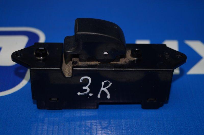 Кнопка стеклоподъемника Mitsubishi Pajero Sport 2 KH 2.5 TDI 2012 задняя правая (б/у)
