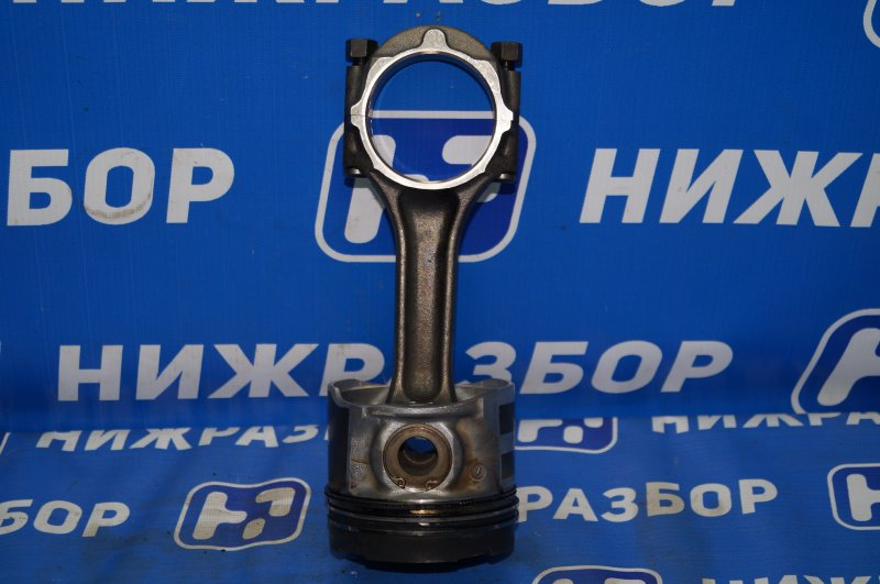Поршень с шатуном Mitsubishi Pajero Sport 2 KH 2.5 TDI 2012 (б/у)