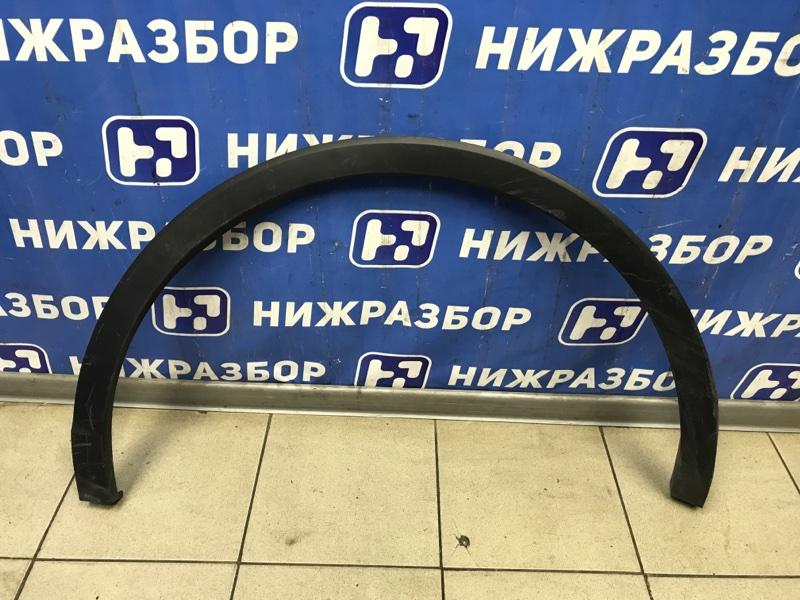 Накладка крыла Volkswagen Tiguan 2 задняя правая (б/у)