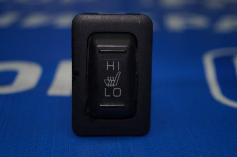 Кнопка обогрева сидений Mitsubishi Pajero Sport 2 KH 2.5 TDI 2012 передняя (б/у)