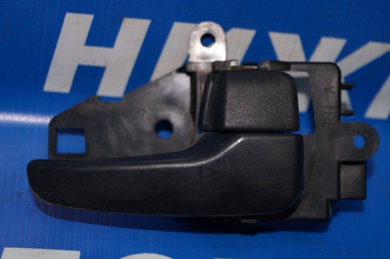 Ручка двери внутренняя Mitsubishi Pajero Sport 2 KH 2.5 TDI 2012 передняя правая (б/у)