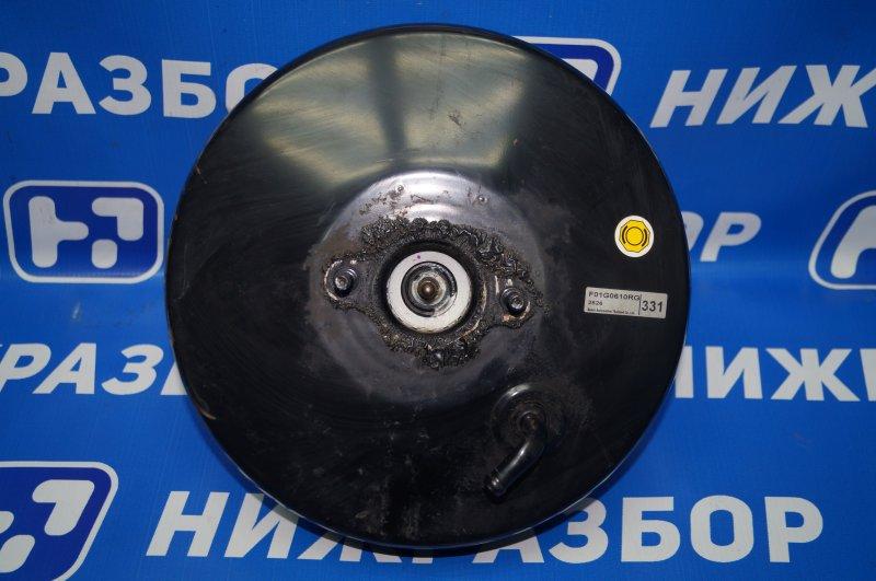 Усилитель тормозов вакуумный Mitsubishi Pajero Sport 2 KH 2.5 TDI 2012 (б/у)