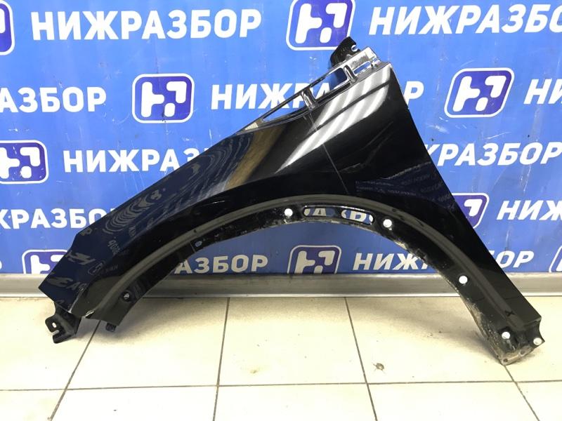 Крыло Infiniti Qx50 J55 переднее левое (б/у)