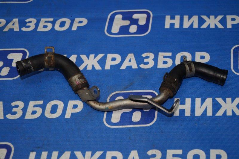 Трубка охлажд. жидкости металлическая Mitsubishi Pajero Sport 2 KH 2.5 TDI 2012 (б/у)