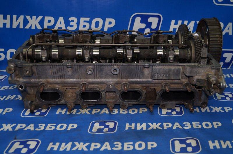 Головка блока цилиндров (гбц) Mitsubishi Pajero Sport 2 KH 2.5 TDI 2012 (б/у)