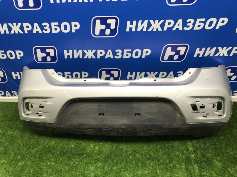 Бампер Renault Sandero задний (б/у)