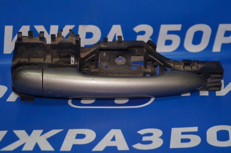 Ручка двери наружная Renault Megane 2 2002 задняя правая (б/у)