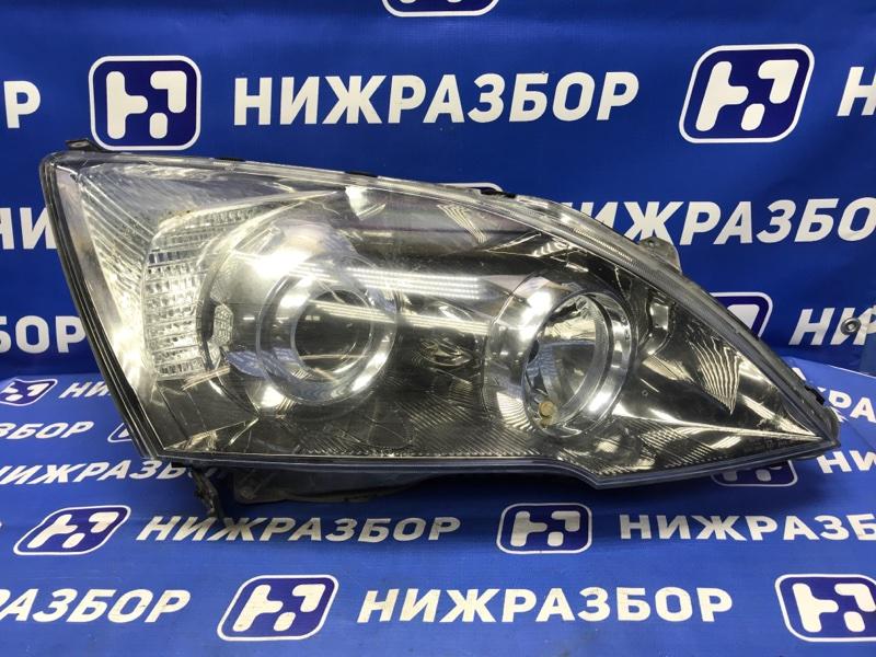 Фара Honda Cr-V  3 передняя правая (б/у)