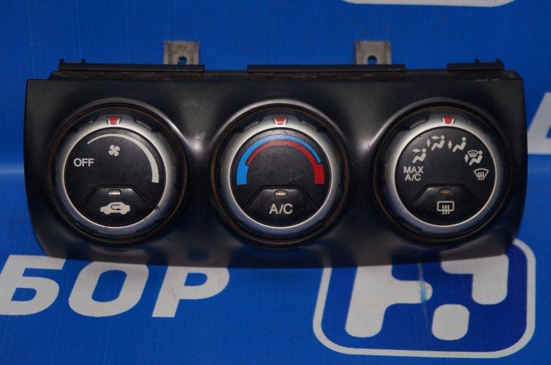 Блок управления отопителем Honda Cr-V 2 2002 (б/у)