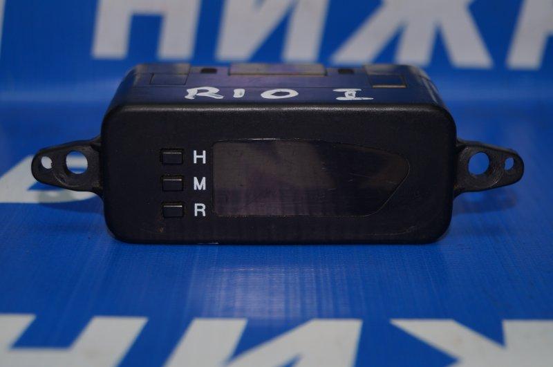 Часы Kia Rio 1 DC 2001 (б/у)