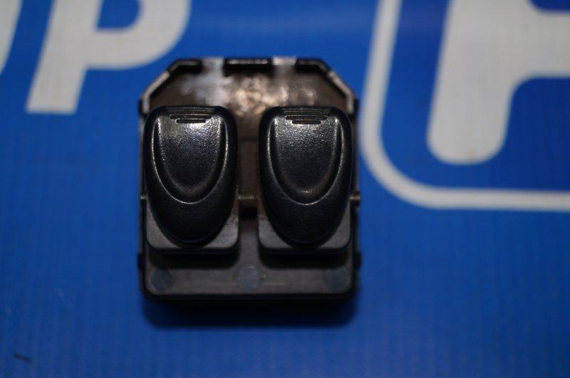 Блок управления стеклоподъемниками Daewoo Matiz M100/M150 1998 (б/у)