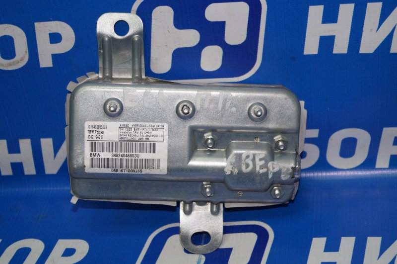 Подушка безопасности в дверь Bmw 7-Серия E65/E66 2001 передняя правая (б/у)
