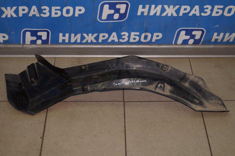 Пыльник (кузов внутри) Mitsubishi Pajero Sport 2 KH 2.5 TDI 2012 (б/у)
