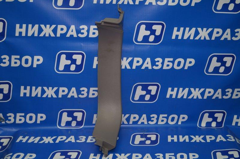 Обшивка крышки багажника Mitsubishi Pajero Sport 2 KH 2.5 TDI 2012 правая (б/у)