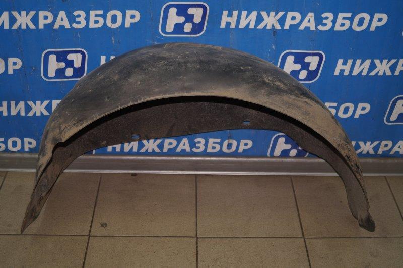 Локер Mitsubishi Pajero Sport 2 KH 2.5 TDI 2012 задний правый (б/у)