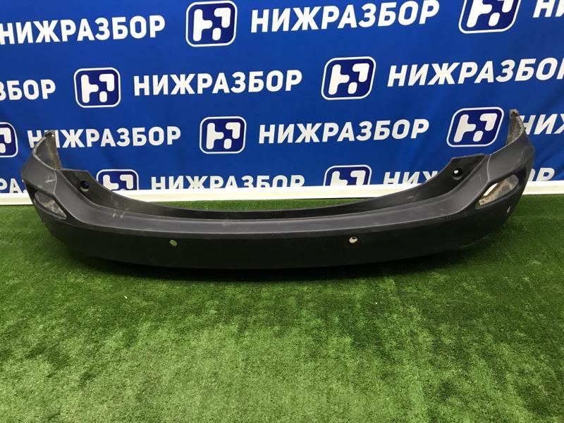 Бампер Toyota Rav 4 A40 задний (б/у)