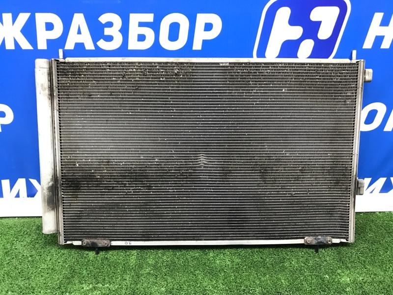 Радиатор кондиционера (конденсер) Toyota Rav 4 передний (б/у)