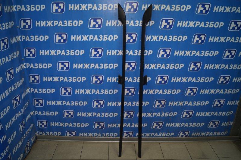 Рейлинги (релинг) к-кт Mitsubishi Pajero Sport 2 KH 2.5 TDI 2012 (б/у)