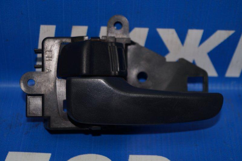 Ручка двери внутренняя Mitsubishi Pajero Sport 2 KH 2.5 TDI 2012 передняя левая (б/у)