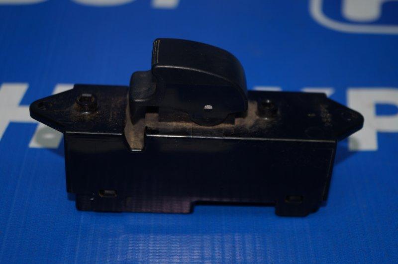 Кнопка стеклоподъемника Mitsubishi Pajero Sport 2 KH 2.5 TDI 2012 задняя левая (б/у)