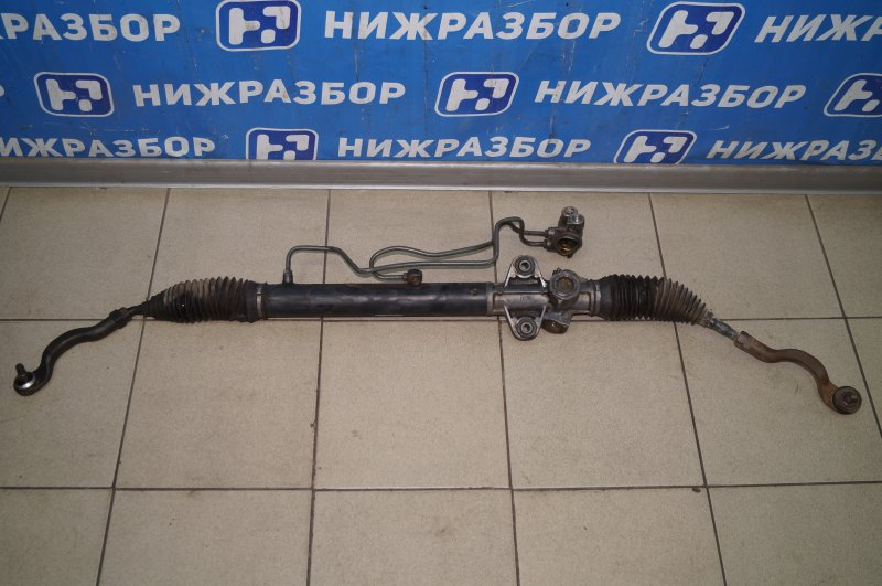 Рейка рулевая Mitsubishi Pajero Sport 2 KH 2.5 TDI 2012 (б/у)