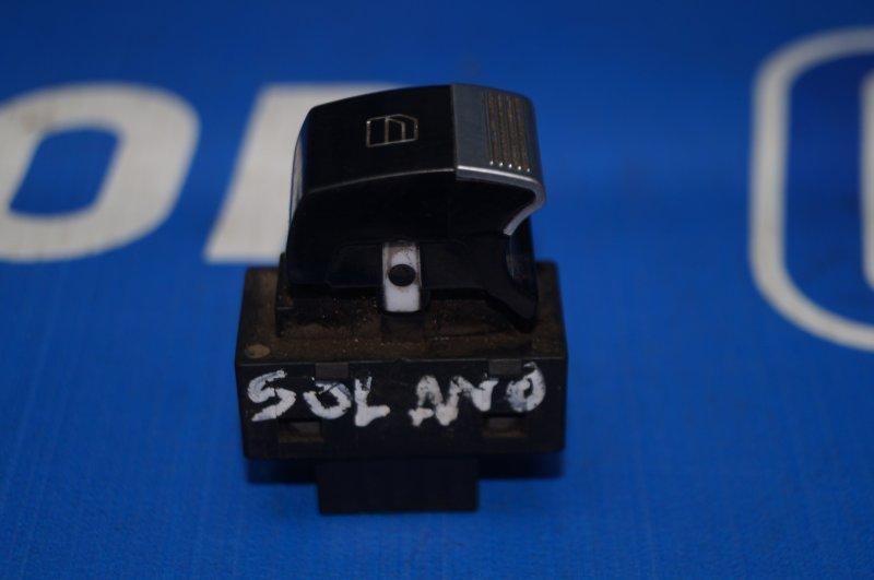 Кнопка стеклоподъемника Lifan Solano 620 2010 задняя правая (б/у)