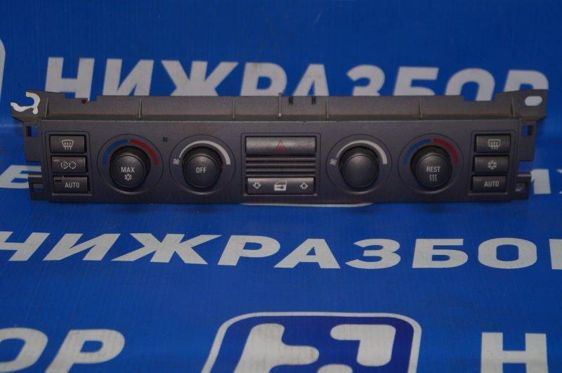 Блок управления климатической установкой Bmw 7-Серия E65/E66 2001 (б/у)