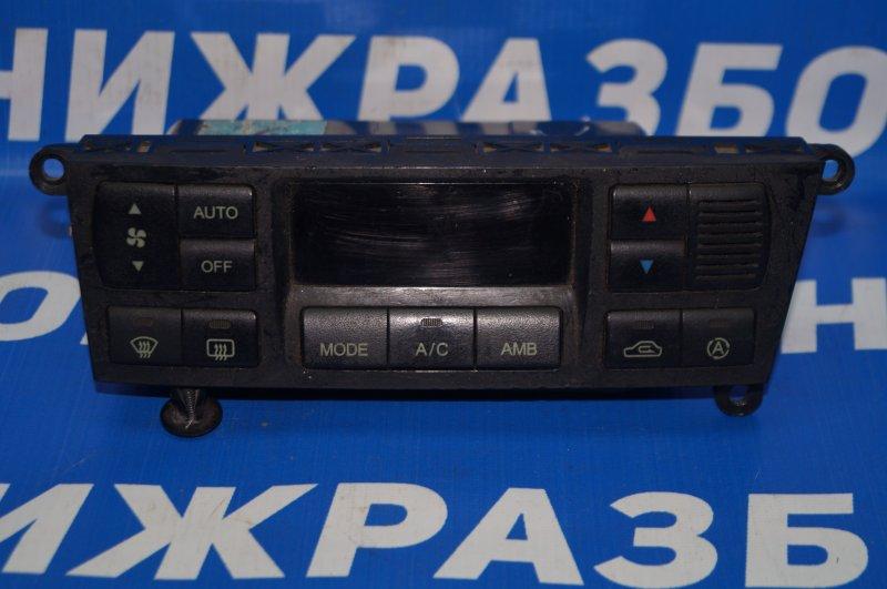 Блок управления климатической установкой Kia Magentis 1 2000 (б/у)