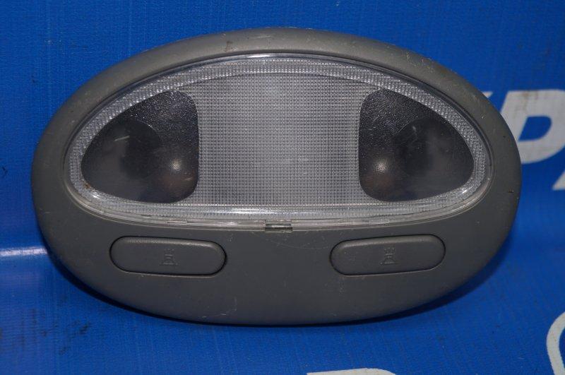 Плафон салонный Chevrolet Lacetti 2003 передний (б/у)