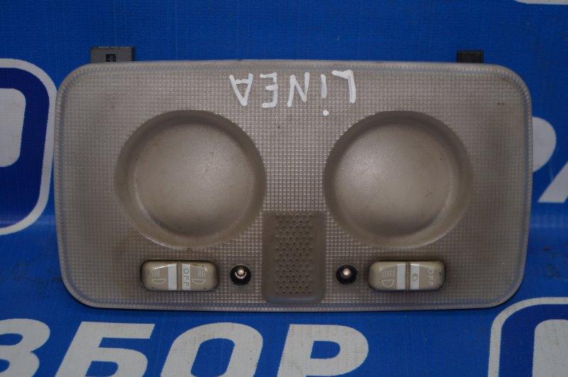 Плафон салонный Fiat Linea 2007 передний (б/у)