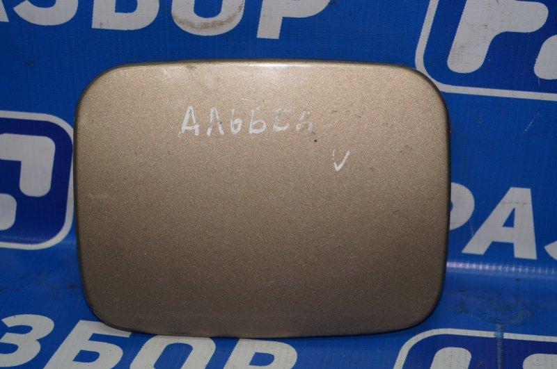 Лючок бензобака Fiat Albea 2002 (б/у)