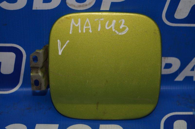 Лючок бензобака Daewoo Matiz M100/M150 1998 (б/у)