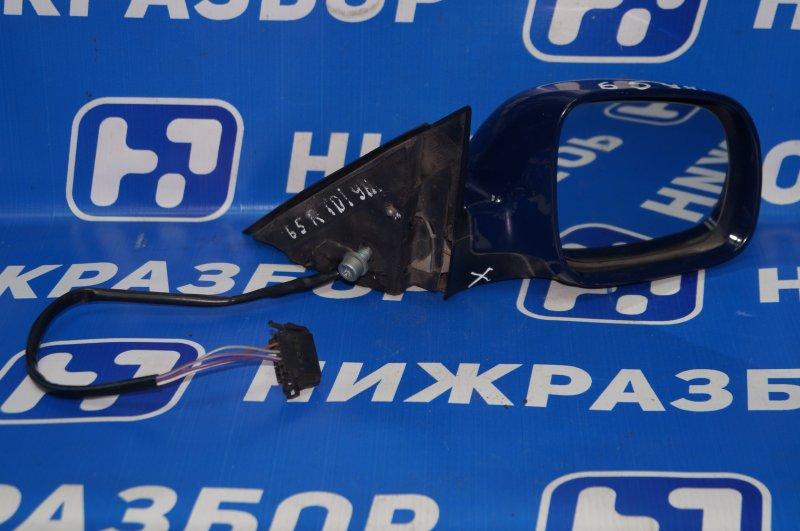 Зеркало электрическое Volkswagen Passat B5 1996 правое (б/у)