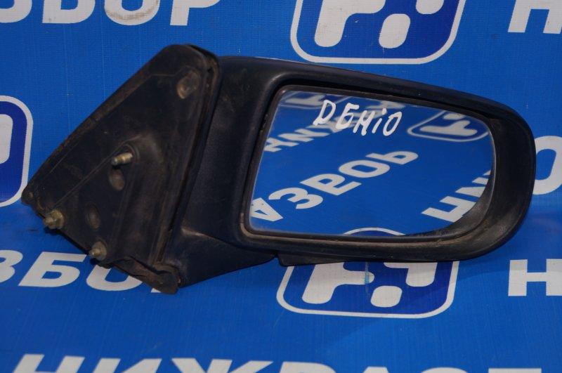 Зеркало механическое Mazda Demio 2000 правое (б/у)
