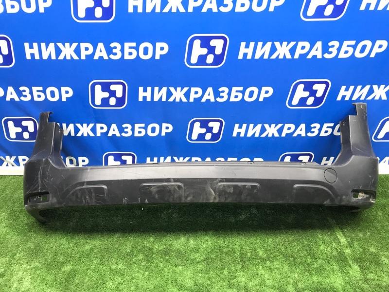 Бампер Renault Dokker задний (б/у)