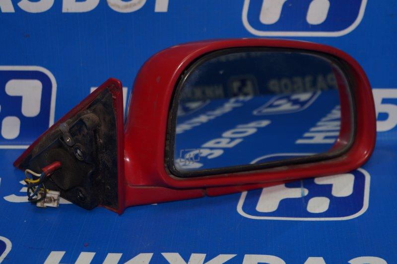 Зеркало электрическое Mitsubishi Lancer 5 CB 1992 правое (б/у)