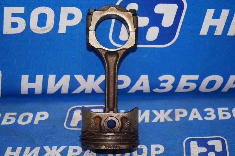 Поршень с шатуном Renault Megane 2 1.6 (б/у)