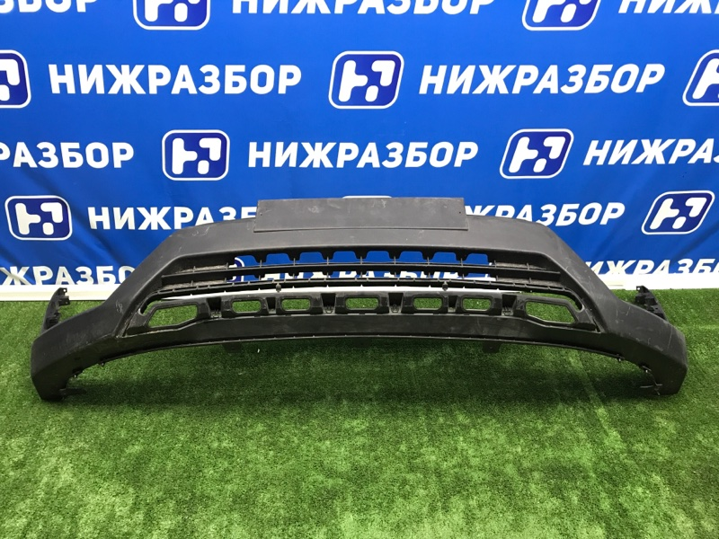 Юбка бампера Hyundai Creta 2016> передняя (б/у)