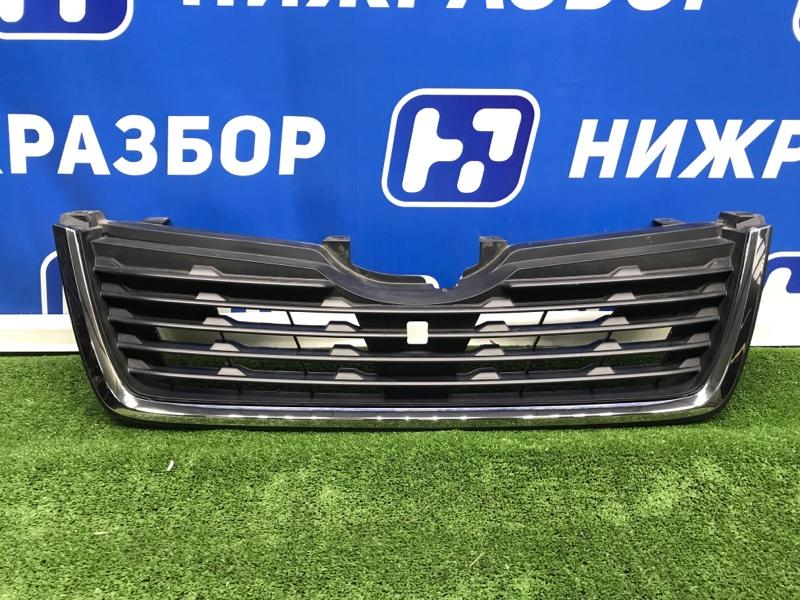 Решетка радиатора Subaru Forester передняя (б/у)