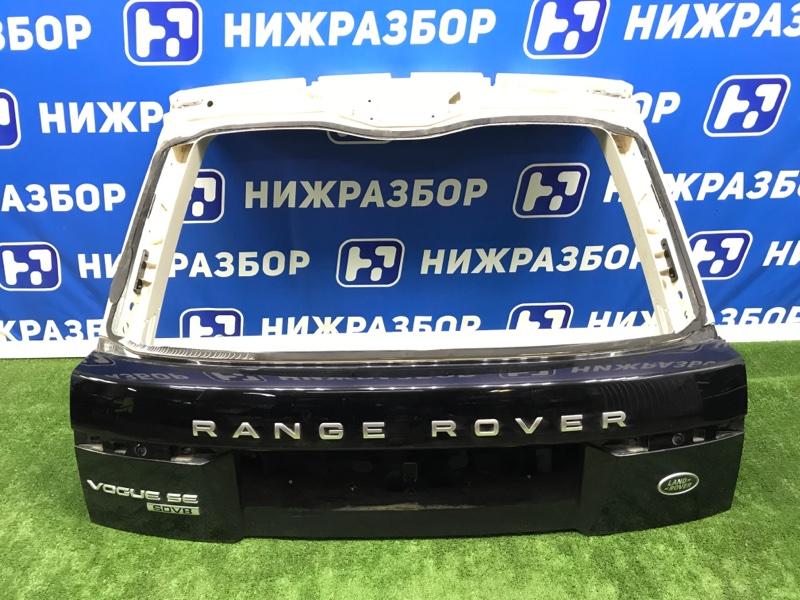 Крышка багажника Land Rover Range Rover задняя (б/у)