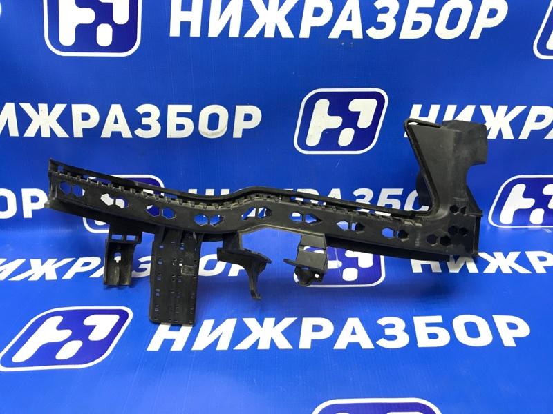 Кронштейн бампера Subaru Forester правый (б/у)
