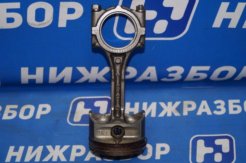 Поршень с шатуном Kia Cerato 1 LD 1.6 (G4ED) 2004 (б/у)