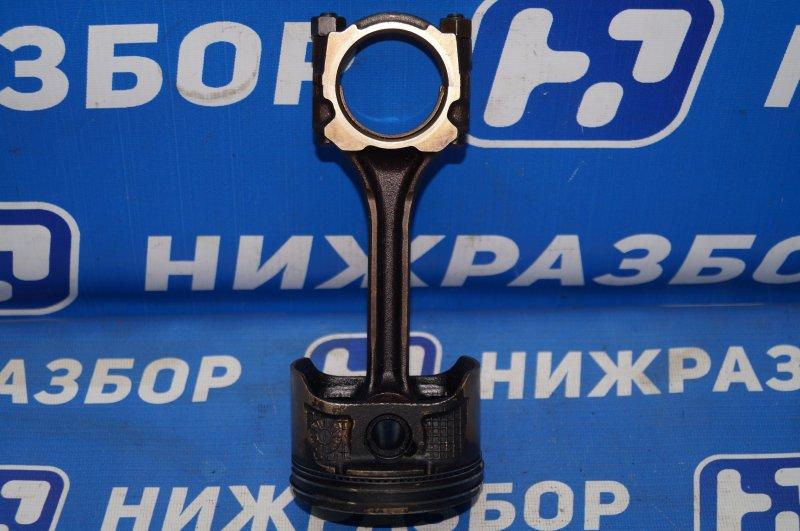 Поршень с шатуном Nissan Primera P12 1.8 (QG18) 2002 (б/у)