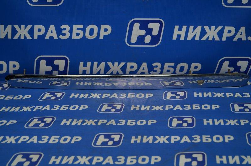 Накладка крышки багажника Lifan Solano 620 2010 (б/у)