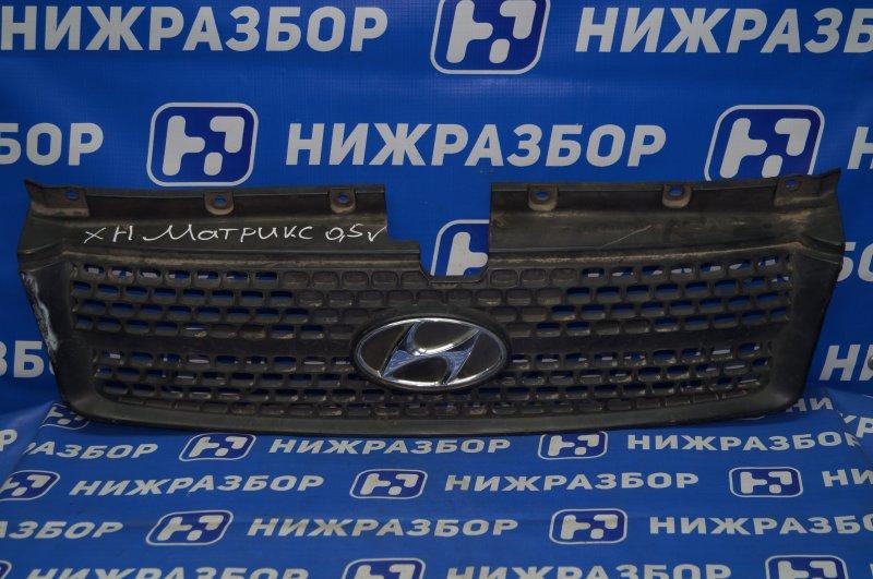Решетка радиатора Hyundai Matrix 2001 (б/у)